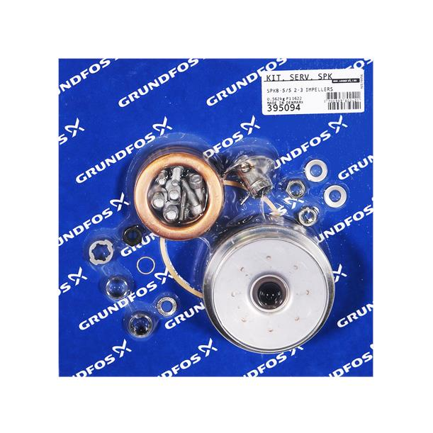 KIT SPK 8 rep.kit 2-3 incl. 5/ / 00395094 / Сибмера