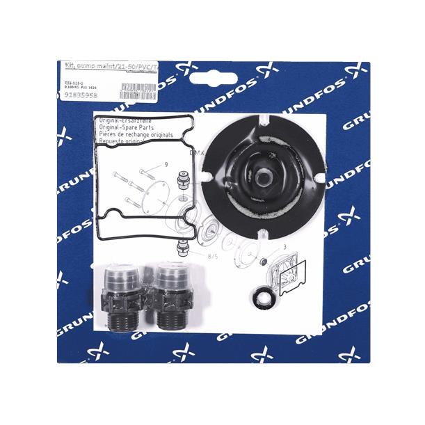 KIT, pump maint/21-50/PVC/T/C / 91835958 / Сибмера