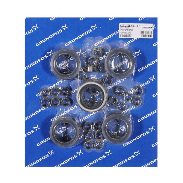 REP.KIT SP 8A.SP 8,10(21-25) NUT / 00115048 / Сибмера
