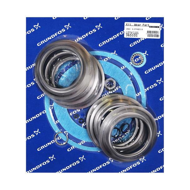 REP. KIT CR60 EXCL.SCH.SEAL -6 / 00365101 / Сибмера